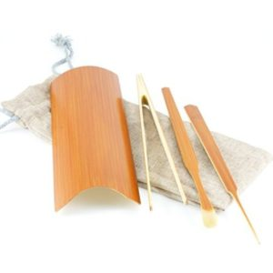 Bamboo Tea Tools 1